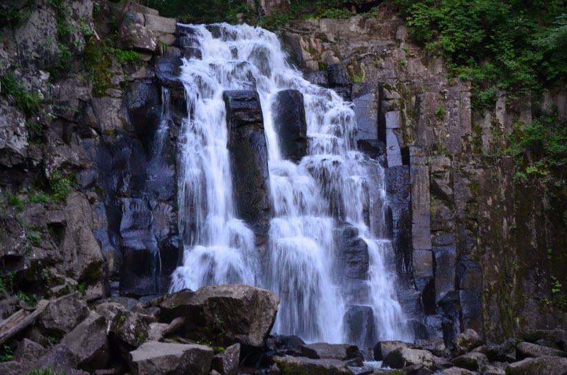Водопад Неожиданный