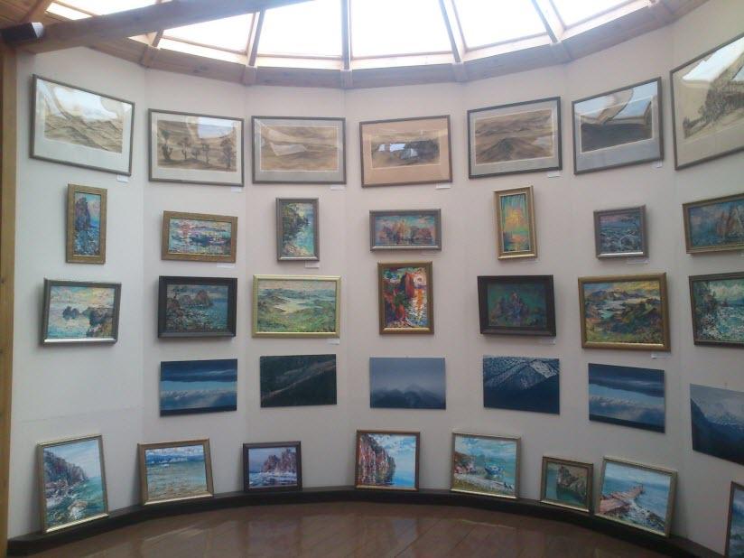 Арт-галерея Ощепковых
