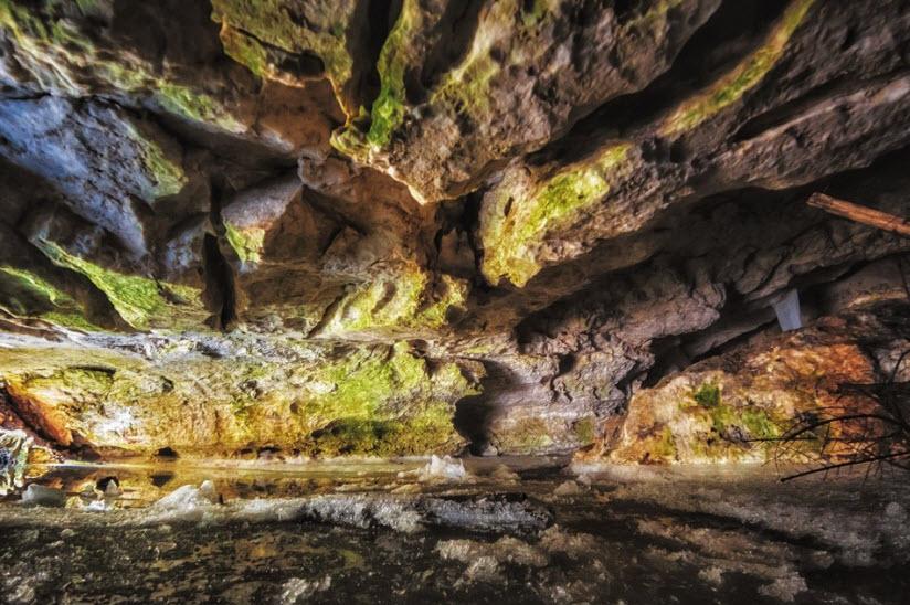 Балахонихинская пещера