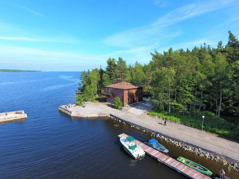 База отдыха «Ладога-Озеро»