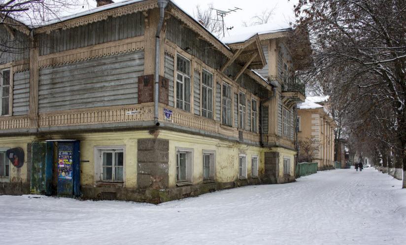 Дом купца Андреева