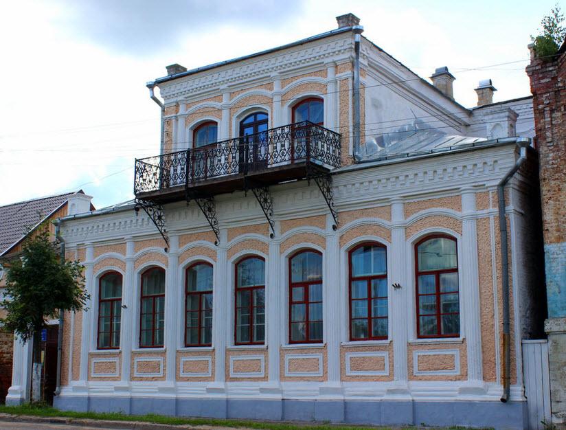 Дом купца Филиппова
