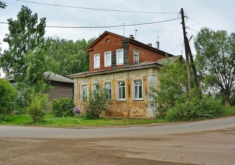 Дом мещанина Тыранова