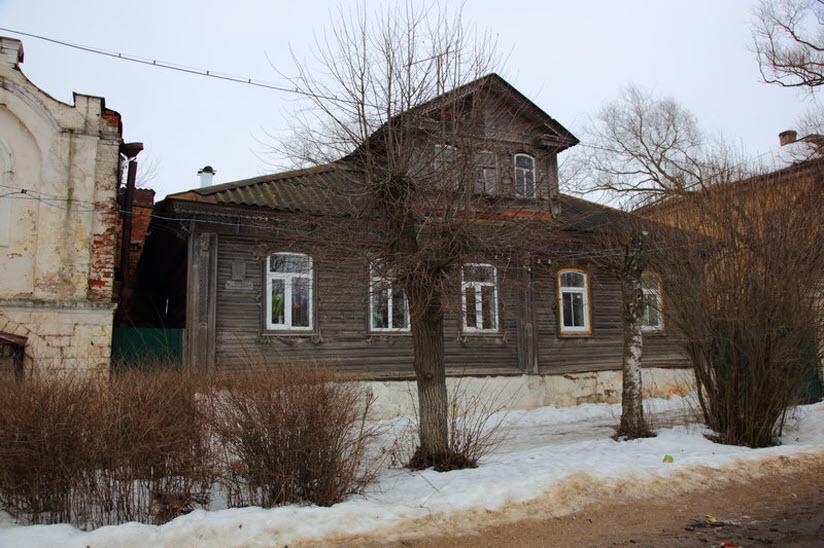 Дом Шабунина