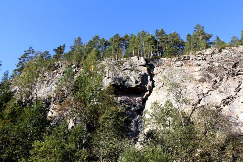 Гора Змеиная