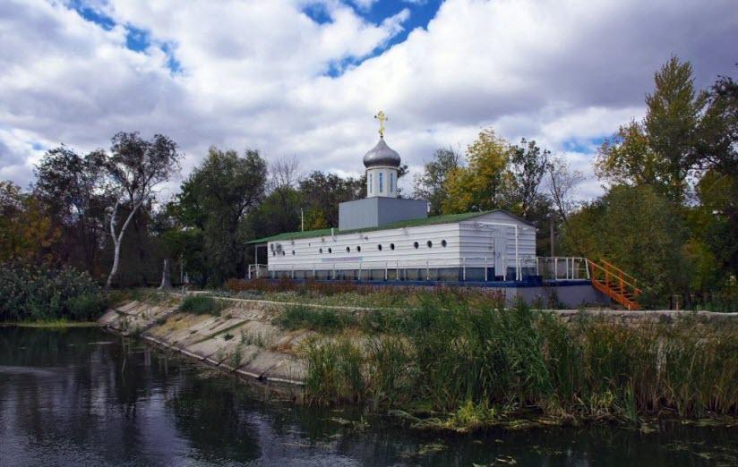 Храм «Святитель Иннокентий»