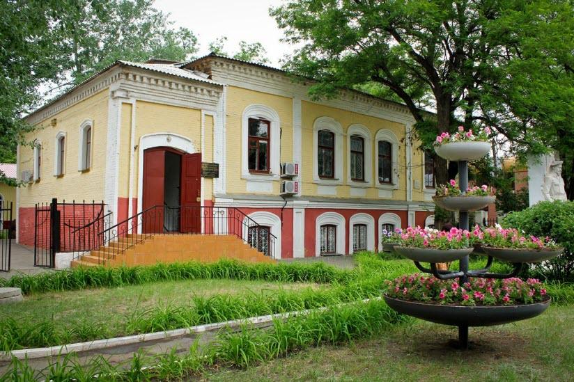 Музей декоративно-прикладного искусства и народного творчества