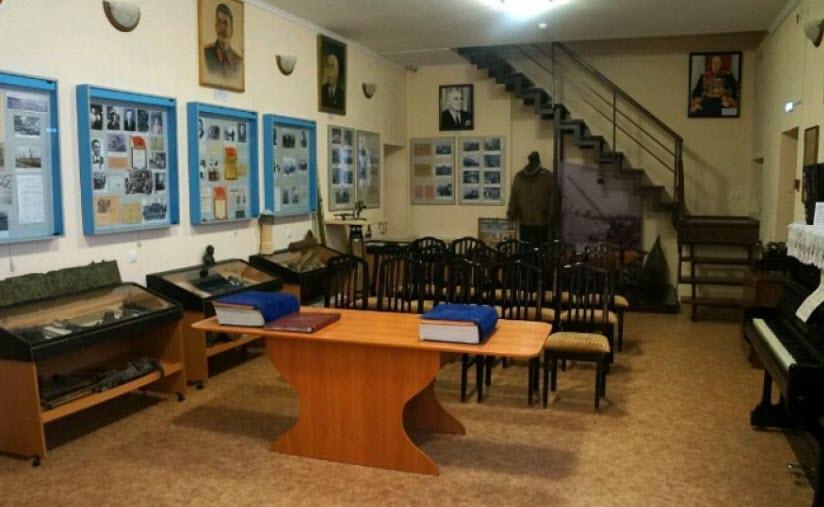 Музей истории Волго-Донского судоходного канала