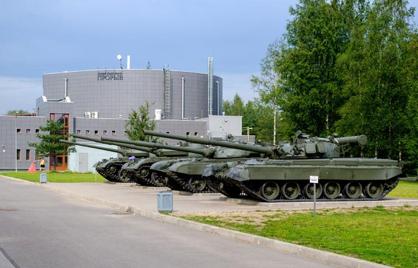 Музей-заповедник «Прорыв Блокады Ленинграда»