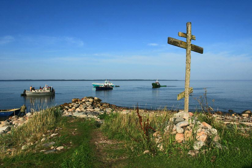 Остров Анзер
