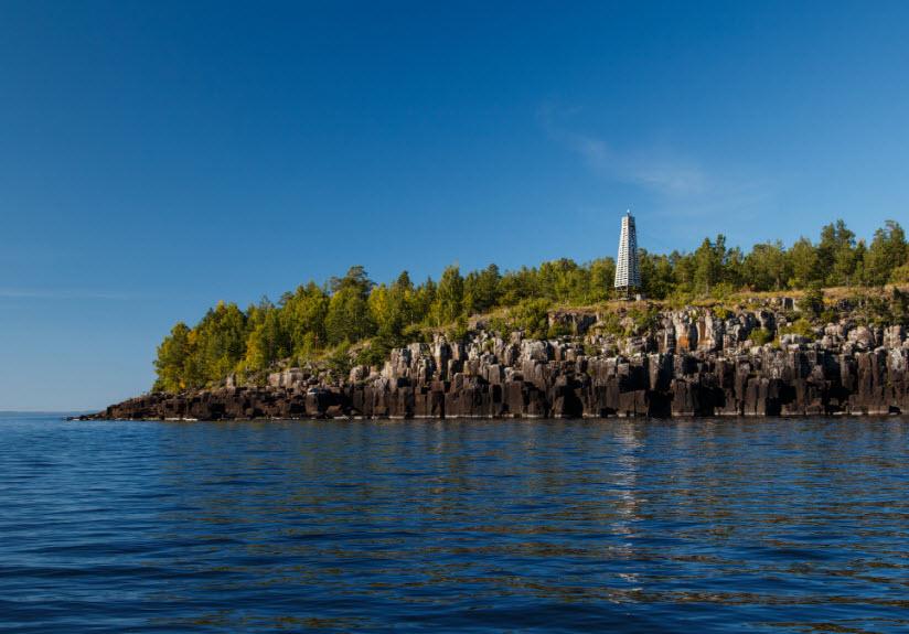Остров Верккосаари