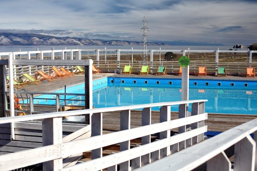 Отель Baikal View Hotel