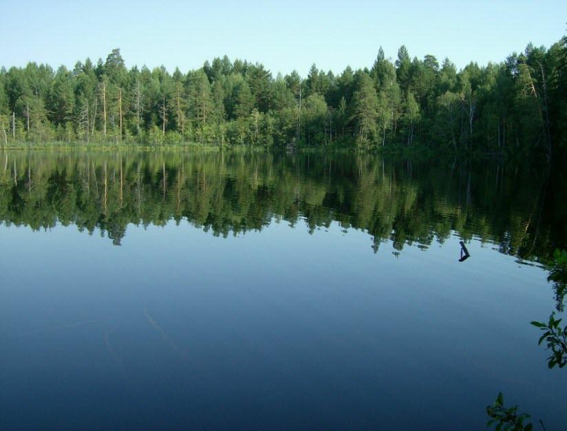 Озеро Большой Культей