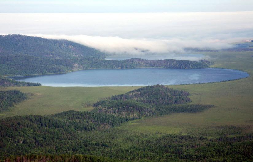 Озеро Духовое
