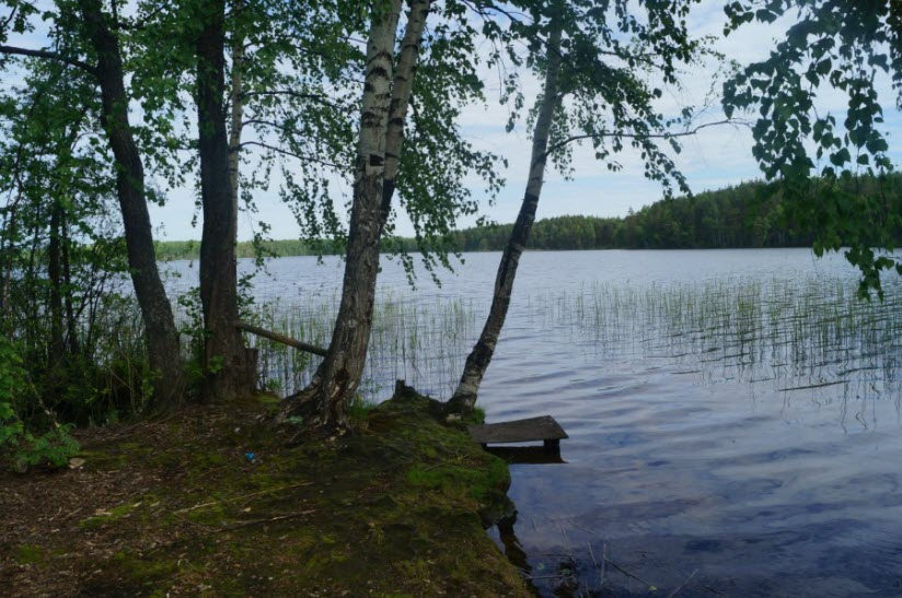 Озеро Малое Плотово
