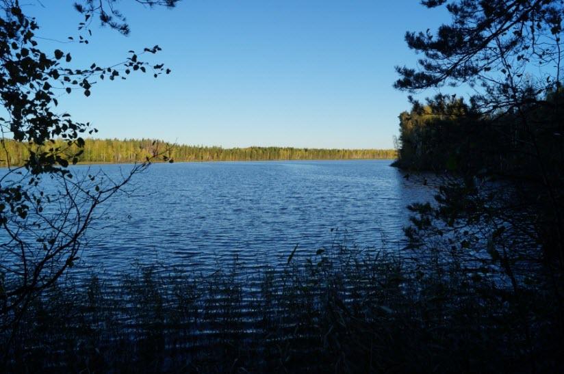 Озеро Рыжан