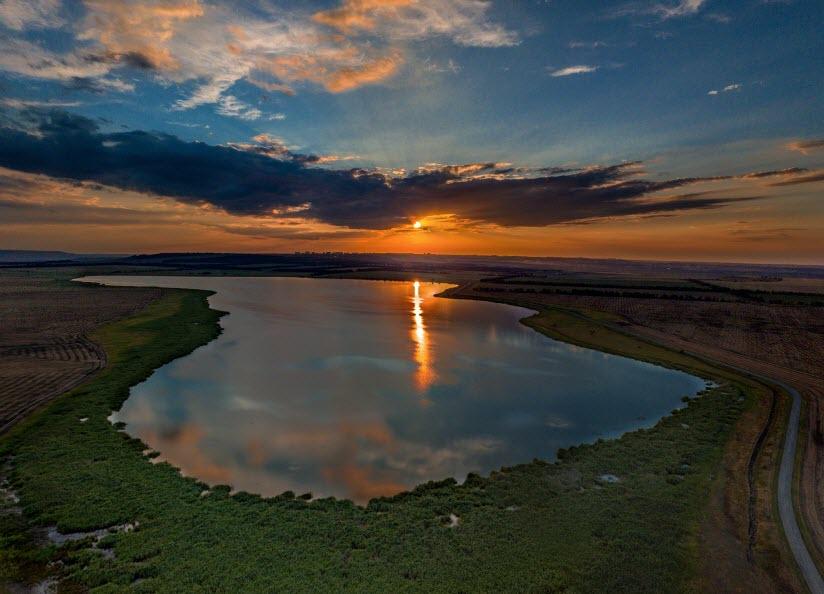 Озеро Вшивое