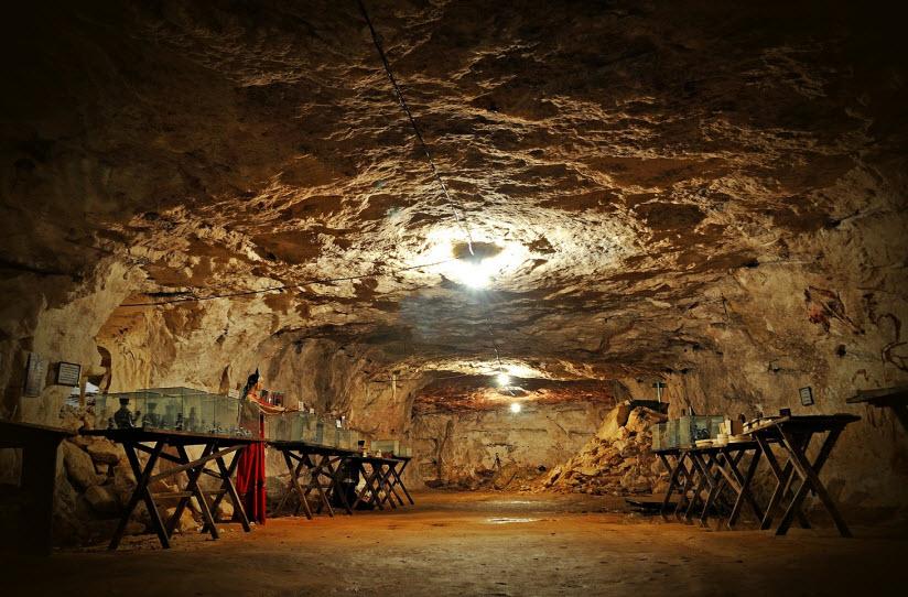 Пешеланские шахты