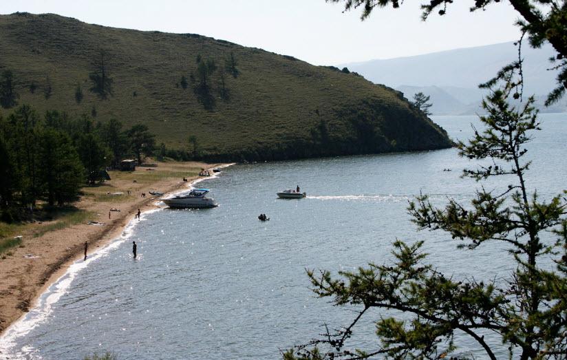 Пляж Мухор