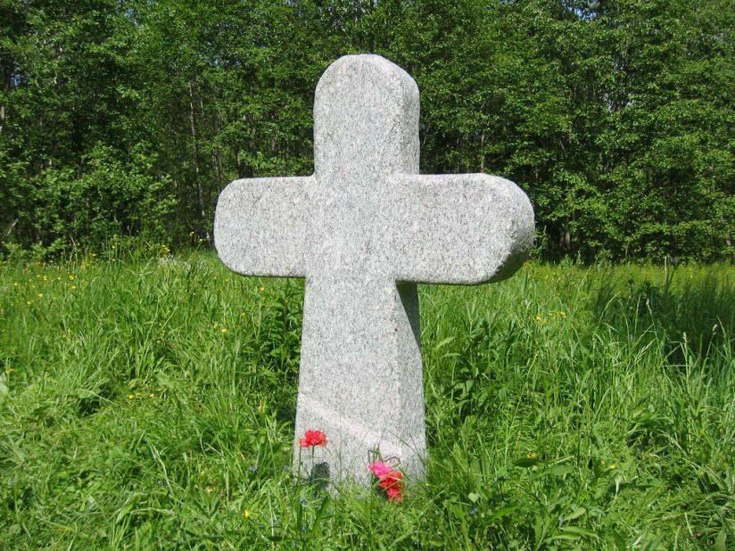 Селигерский Игнач Крест