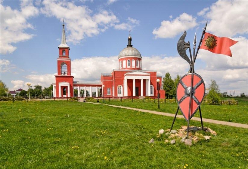 Село Хотмыжск