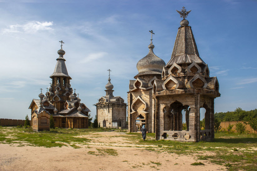 Село Сухарево