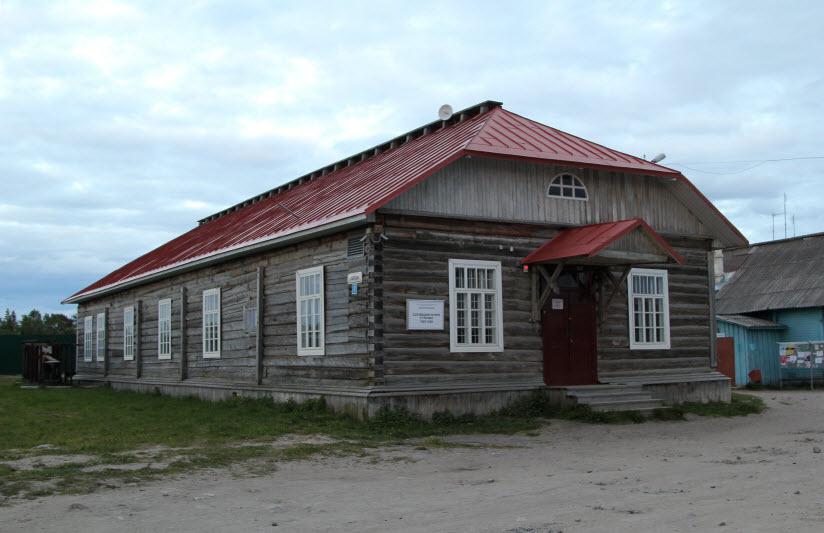 Соловецкий лагерь и тюрьма