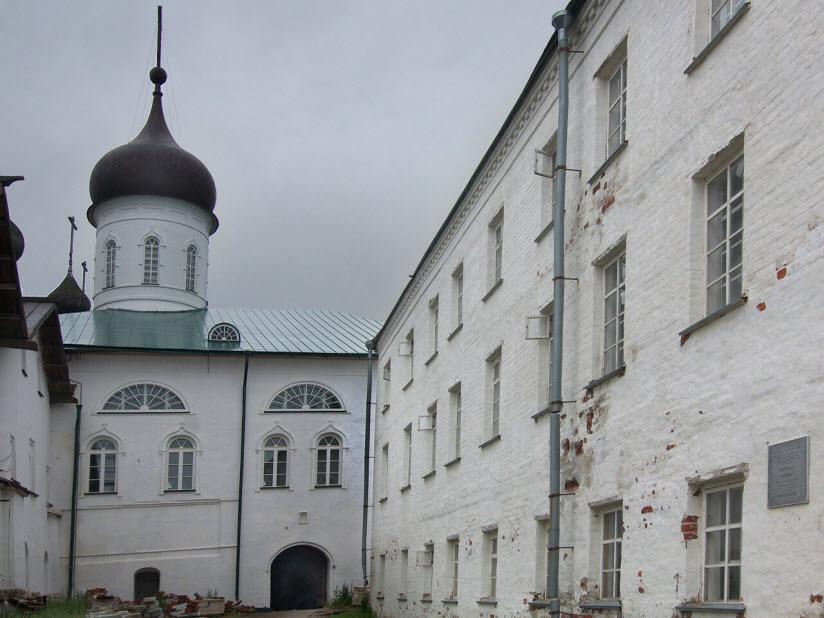 Свято-Троицкий Зосимо-Савватиевский собор