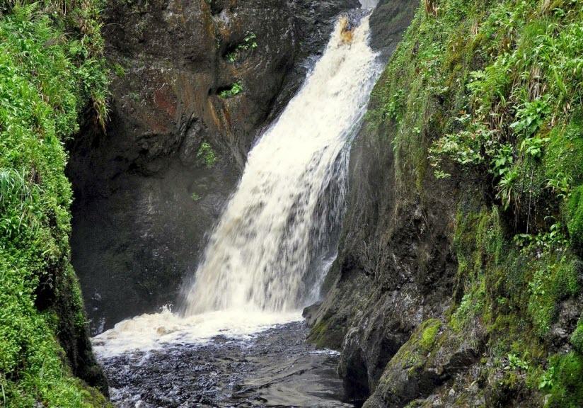 Водопад «Сказка»