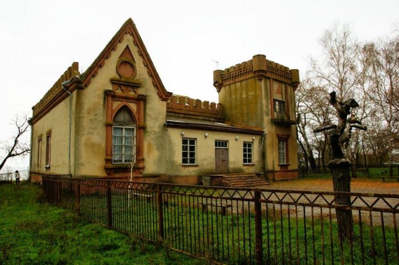 Замок Лакиера