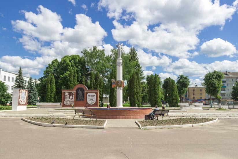 850 лет Мценску