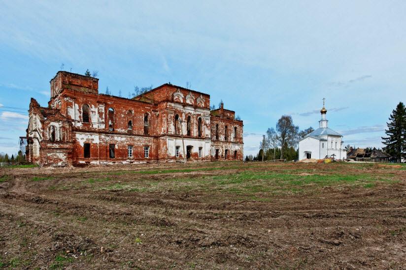 Авраамиев Заозерский монастырь