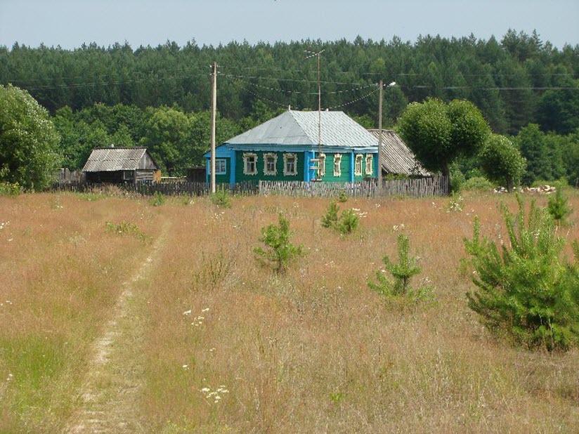 Деревня Чуликса