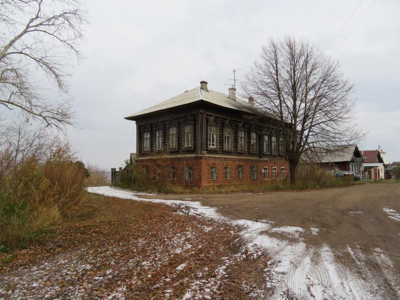 Дом Батыгина