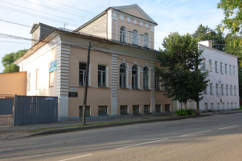 Дом Дьяконовых