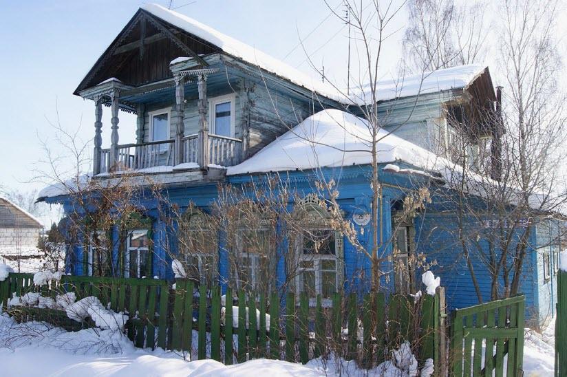 Дом Говорова