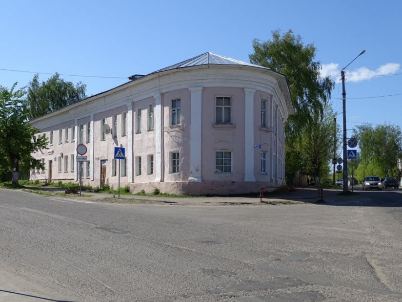 Дом Хворинова