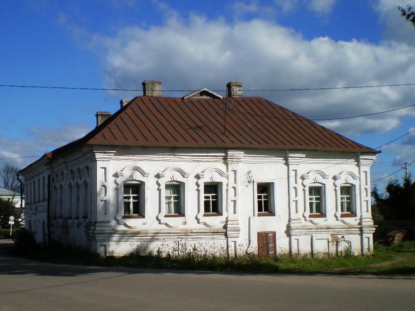 Дом купца Безносова