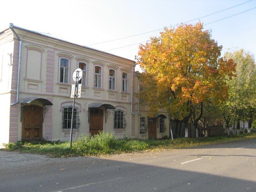 Дом купца Луковникова