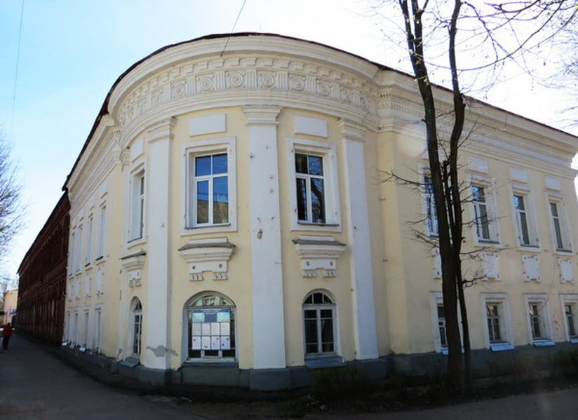 Дом купца Шарапова