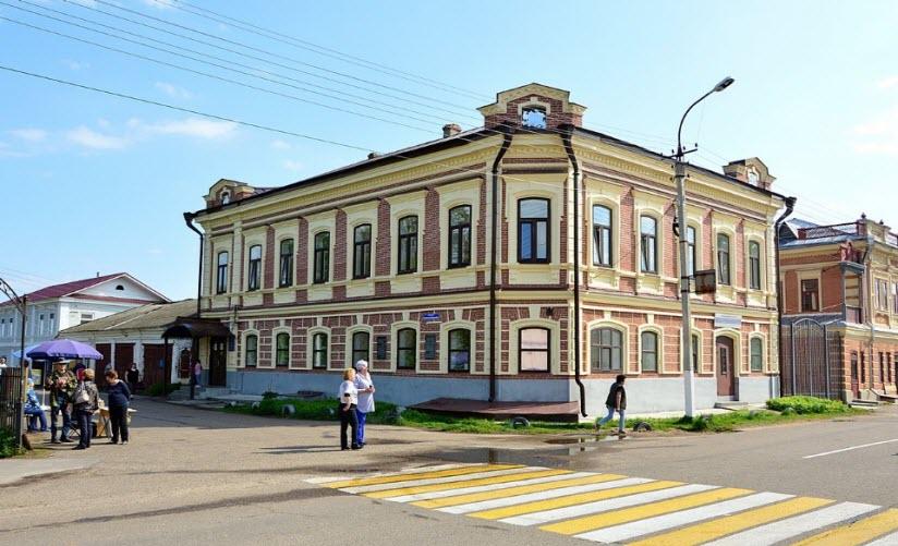Дом купца Торсуева