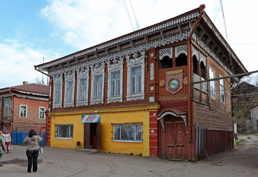 Дом Сурьяниновых