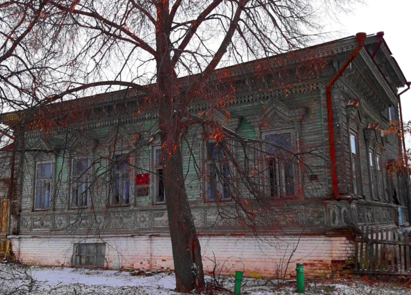 Дом В.М. Губина