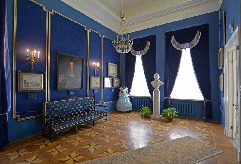 Дворец графа Бобринского фото внутри