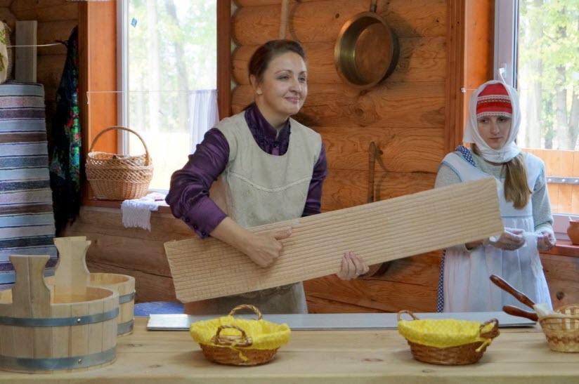 Фабрика-музей пастилы «Старые традиции»