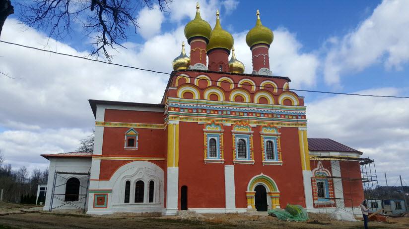 фото Белевского монастыря