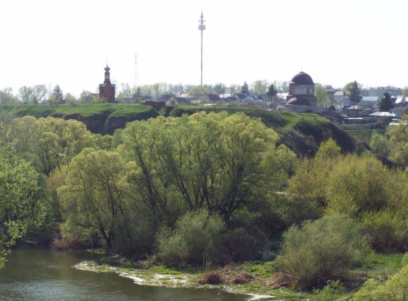 Гора Самород