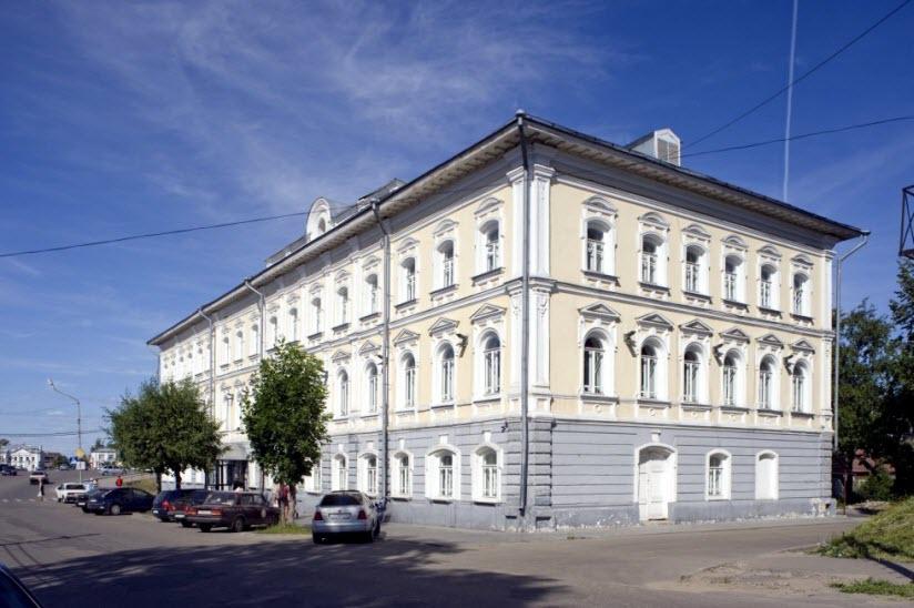 Гостиница И.И. Громова