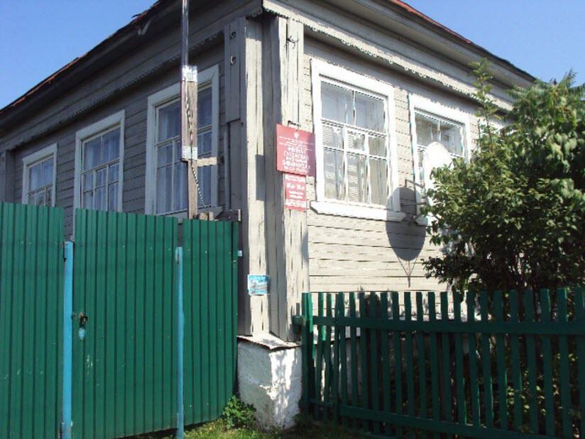 Гусевская поселковая модельная библиотека имени Е.Ф. Маркина