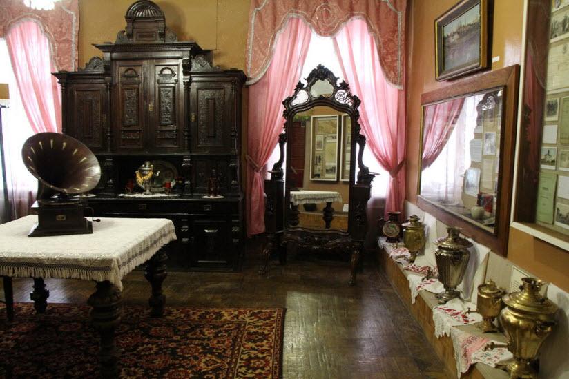 Художественно-краеведческий музей имени П.В. Жуковского